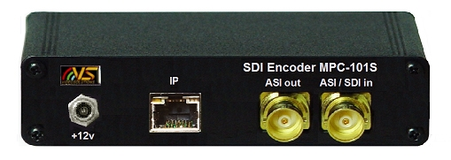 SDI to IP Encoder MPEG2/MPEG4