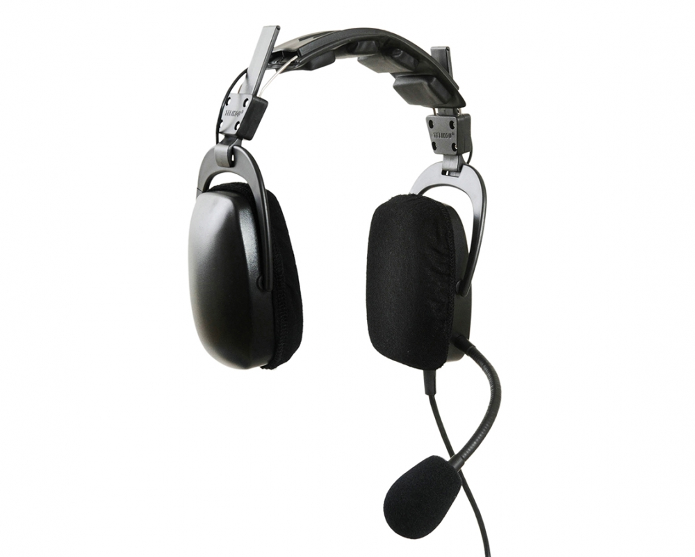 Double Ear Headset HD-102
