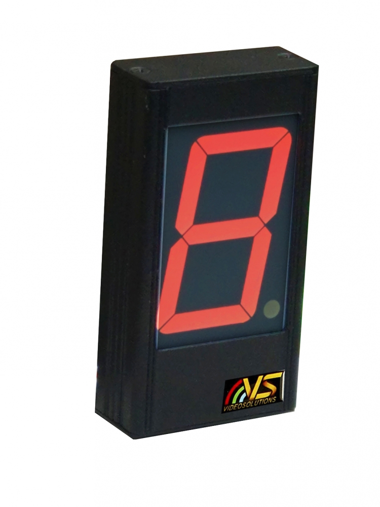 Digital Tally / Camera Number Display