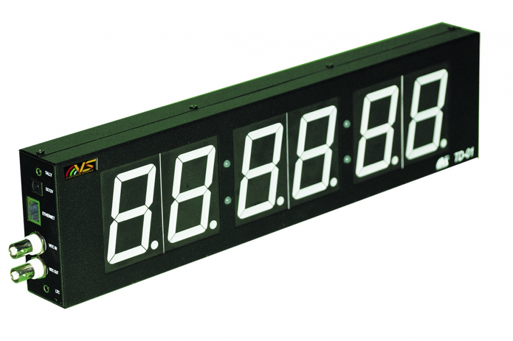 Time Clock Display TD-01