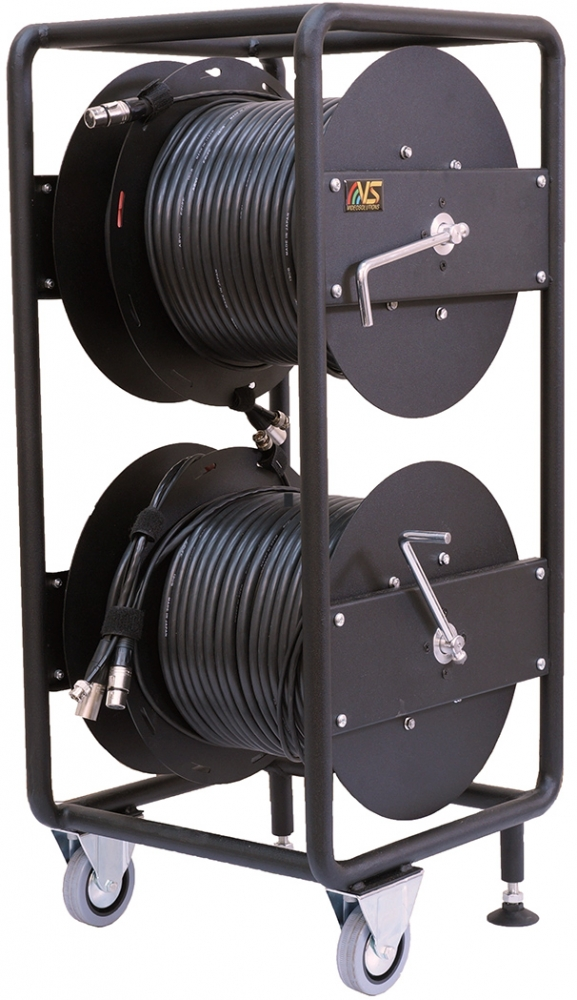Double Frame Cable Reel